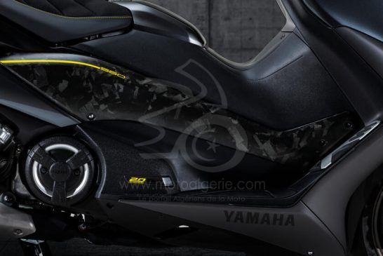Yamaha TMAX 20e Anniversaire détail 0
