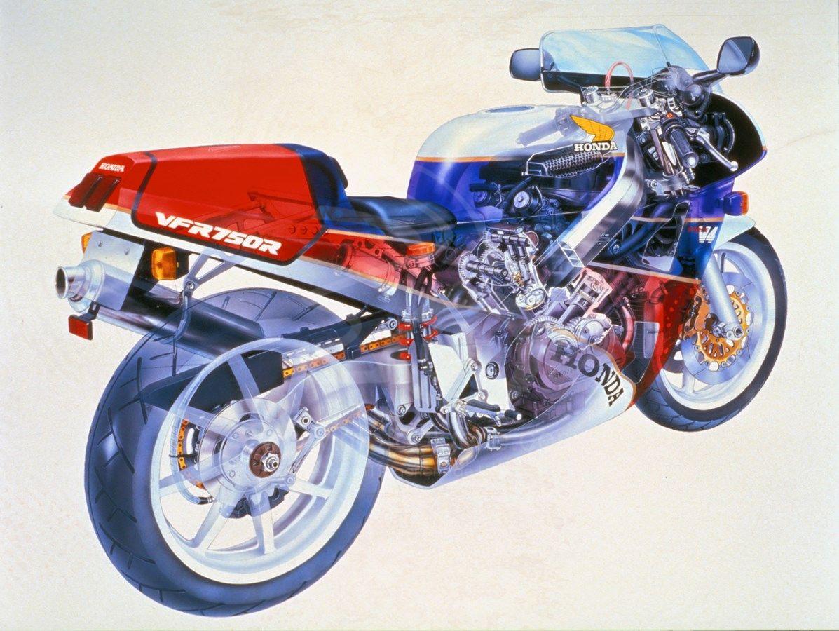 Honda : Le programme « RC30 Forever » désormais décliné en Europe