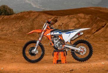 KTM présente sa nouvelle gamme MOTOCROSS 2022