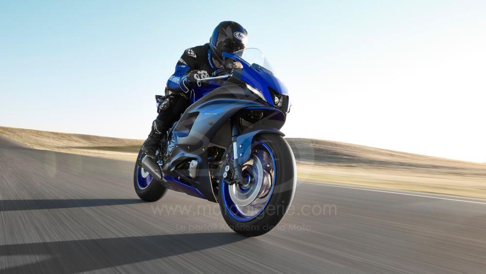Nouvelle R7 : La Supersport Yamaha de nouvelle génération