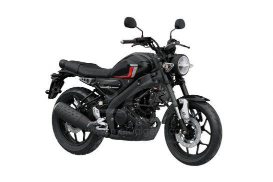 Yamaha XSR125 2021 1