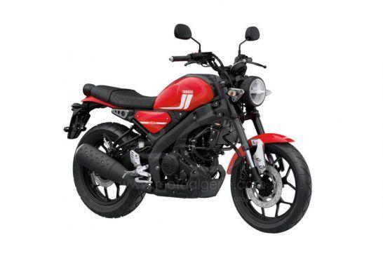 Yamaha XSR125 2021 2