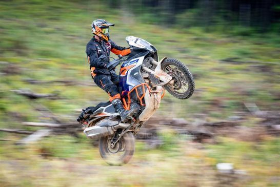 KTM TERRA ADVENTURE : le nec plus ultra en matière de vêtements d'aventure