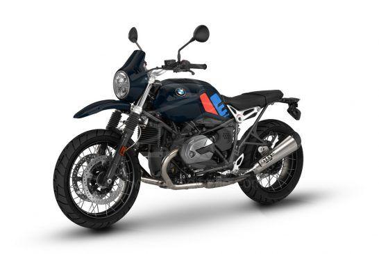 P90427041_BMW R nineT Urban GS - Imperial blue metallic