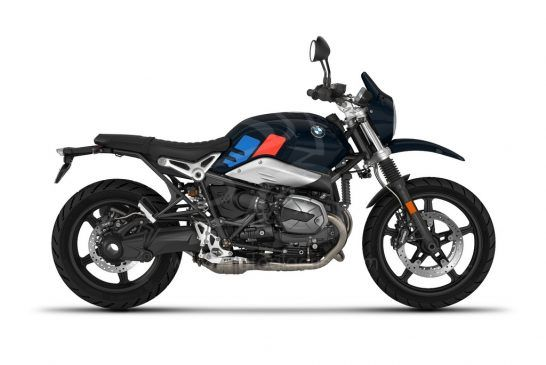 P90427044_BMW R nineT Urban GS - Imperial blue metallic