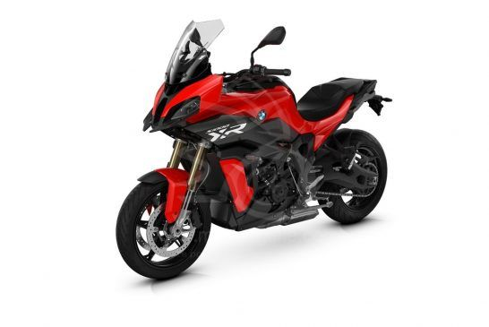 P90427069_BMW S 1000 XR - Racing red 2