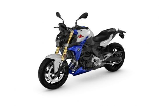 P90427078_BMW F 900 R - Light white Racing blue met.Racing red (Style Sport)