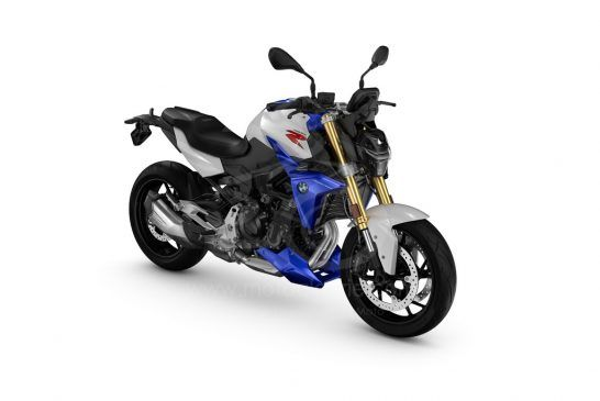 P90427079_BMW F 900 R - Light white Racing blue met.Racing red (Style Sport)