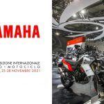 Yamaha présent au Salon de la moto EICMA de 2021