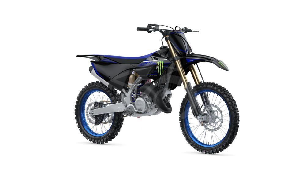 Yamaha présente les nouvelles YZ125 et YZ125 Monster Energy Yamaha Racing Edition 2022