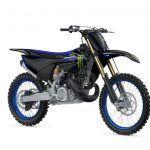 Yamaha présente les nouvelles YZ250 et YZ250 Monster Energy Yamaha Racing Edition 2022