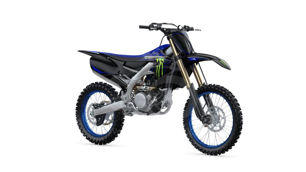 YAMAHA YZ250F Monster Energy Edition 2022