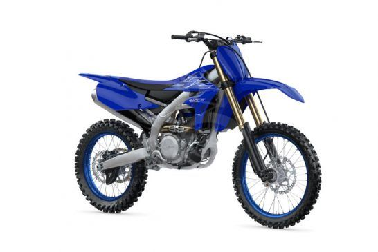 Yamaha YZ 450 F 2022