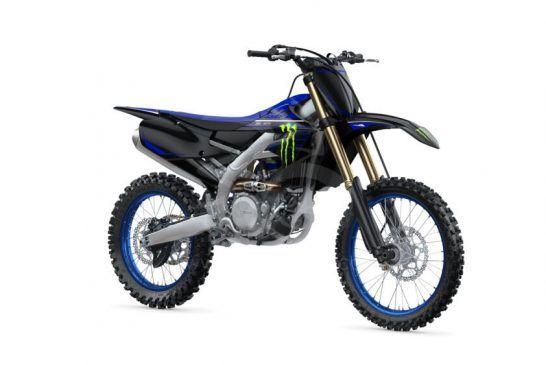 Yamaha YZ 450 F 2022 Monster