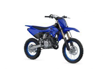 Yamaha présente la nouvelle YZ85 2022 !