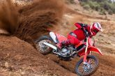 Honda : La nouvelle CRF250R 2022 couronne une gamme CRF renouvelée et complétée