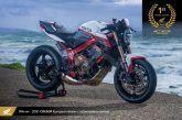 Honda annonce le gagnant de la plus belle préparation de CB650R