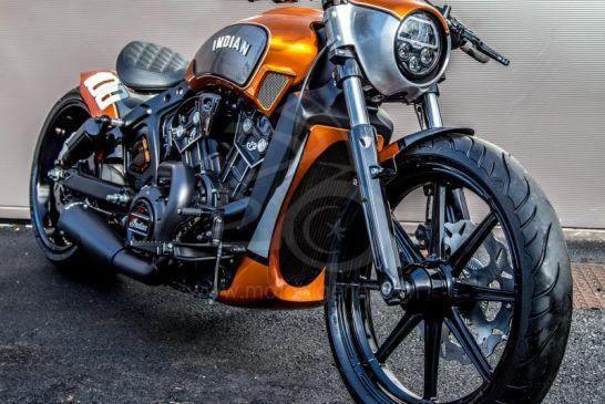 Indian Motorcycle Metz 'Hundred'