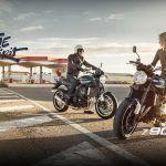 Le succès de la Kawasaki Z900RS s'accélère en 2022