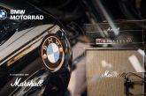 BMW Motorrad et Marshall annoncent un partenariat stratégique.