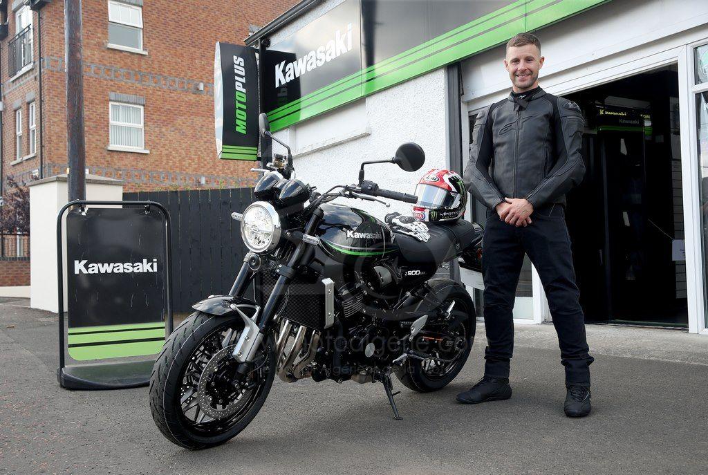 Kawasaki : Rea se lance dans le Vintage avec sa toute première moto de route !