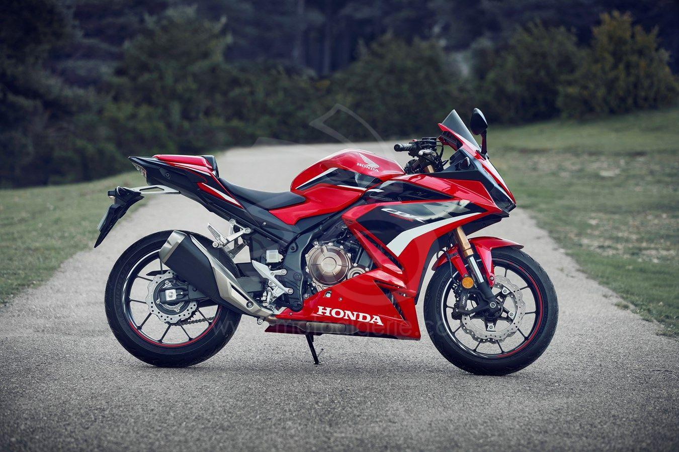 Nouvelle Honda CBR500R 2022