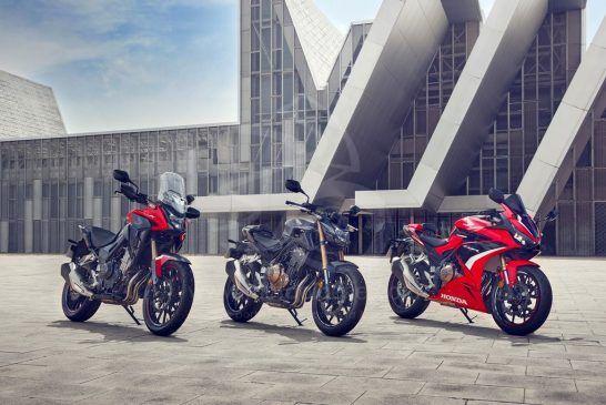 Les trois 500 cm3 de la gamme A2 profitent d'évolutions conséquentes pour 2022