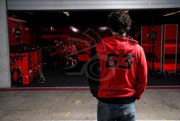 Team GP Replica 21 : la ligne de vêtements idéale pour célébrer le triomphe de Ducati au Grand Prix de Misano et de la Riviera de Rimini.