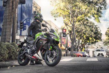 La Kawasaki dévoile la nouvelle Ninja 650 2022