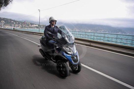 PIAGGIO : Peugeot Motocycles condamné pour