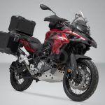 SW-MOTECH présente ses nouveaux accessoires pour les Benelli TRK 502 X