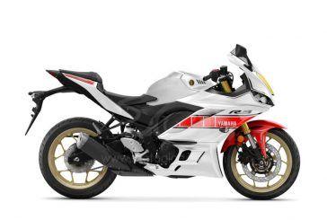 Yamaha YZF-R3 World GP 60th Anniversary 2022