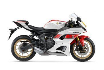Yamaha YZF-R7 World GP 60th Anniversary 2022