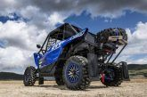Yamaha Motor présente les kits Racing GYTR® spécifiques au YXZ1000R